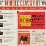 Middle Class Rut Website